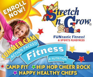 stretch-n-grow cheer