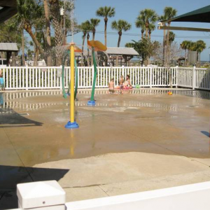 Riverview Park Splash Pad