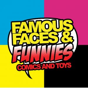 Famous Faces & Funnies