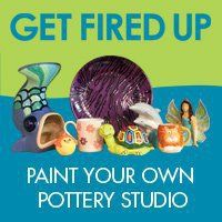 Get Fired Up Pottery