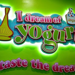 I Dream of Yogurt