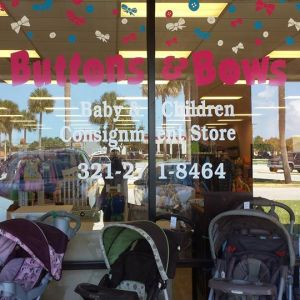 Button's and Bows Baby and Toddler Consignment Store