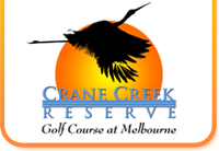 Crane Creek Reserve