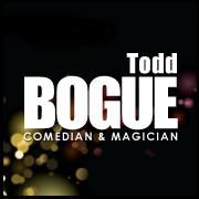 Todd Bogue: Magician