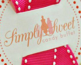 Simply Sweet Candy Buffet